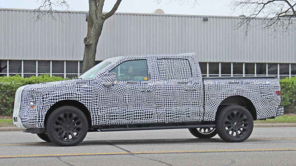 2021 Ford F150 Powertrain