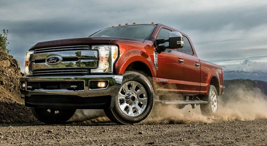 2021 Ford F250 Release Date