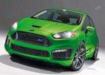 2021 Ford Fiesta Price