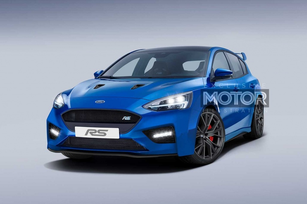 2021 Ford Focus RS Concept