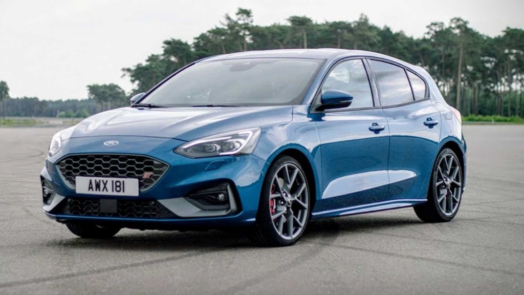 2021 Ford Focus RS Price
