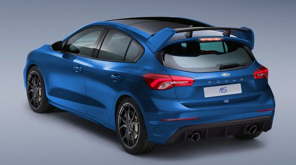 2021 Ford Focus RS Redesign