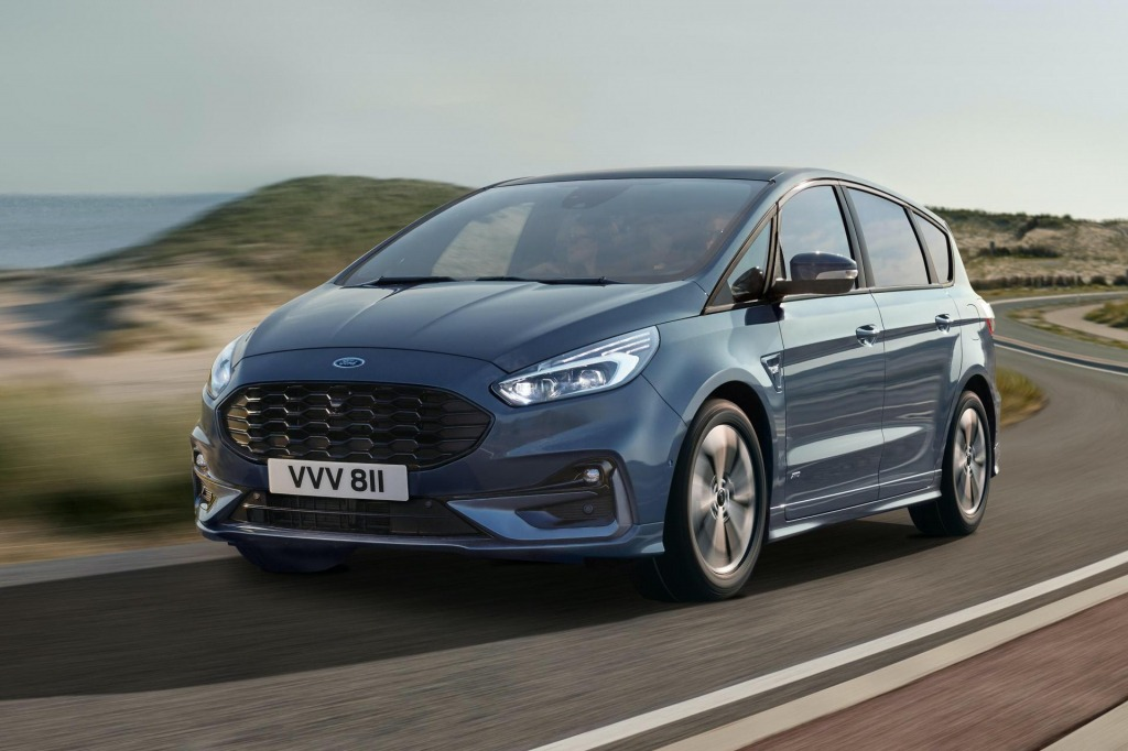 2021 Ford Galaxy Engine