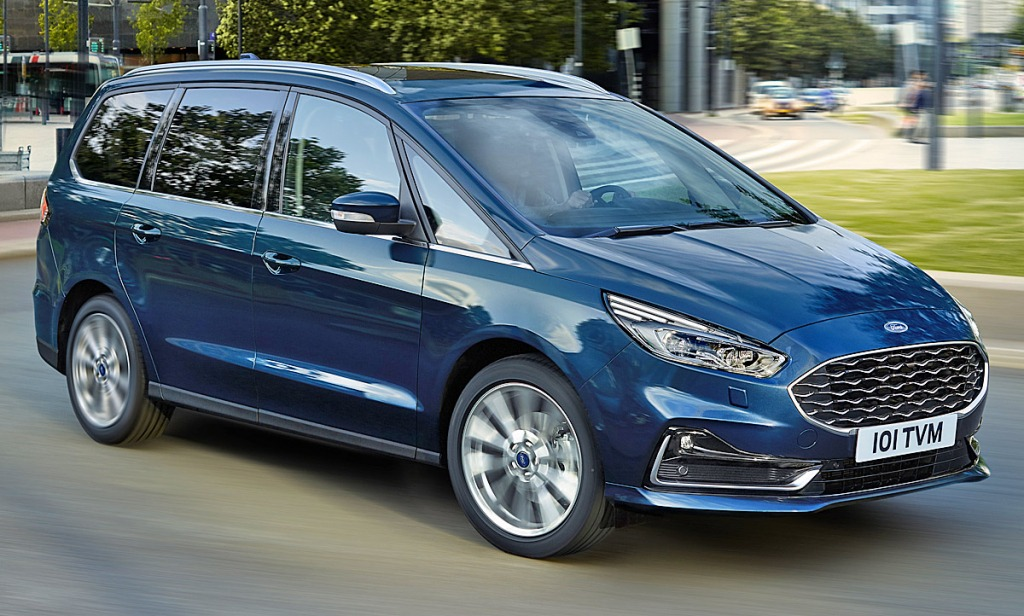 2021 Ford Galaxy Price