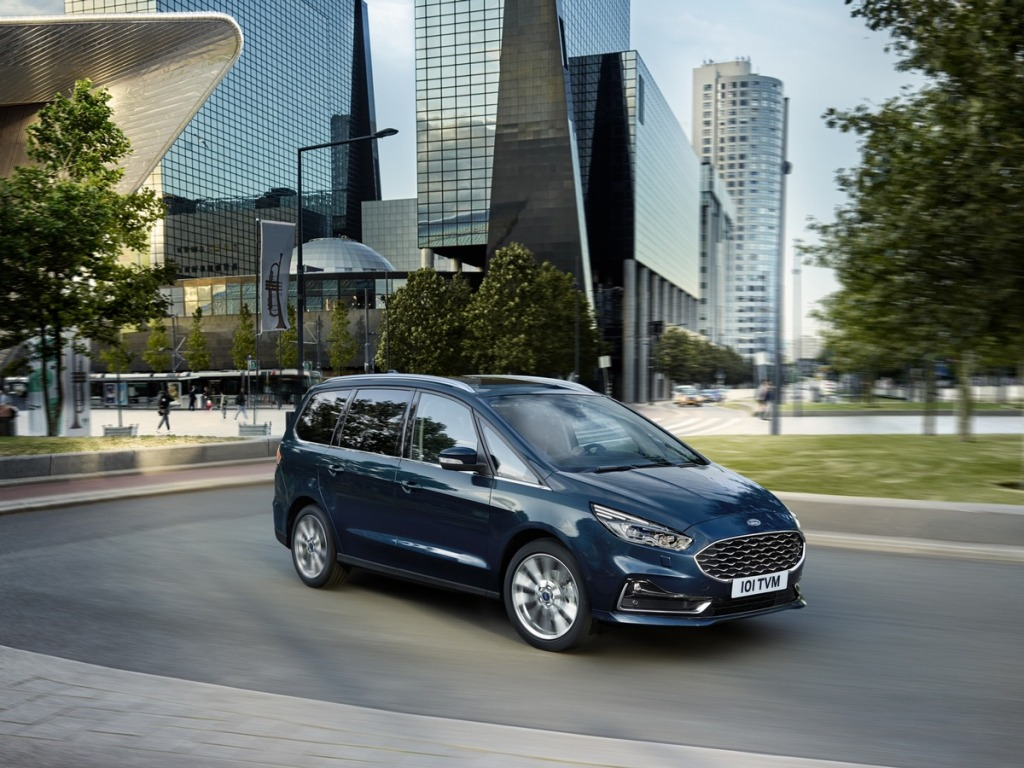2021 Ford Galaxy Wallpaper