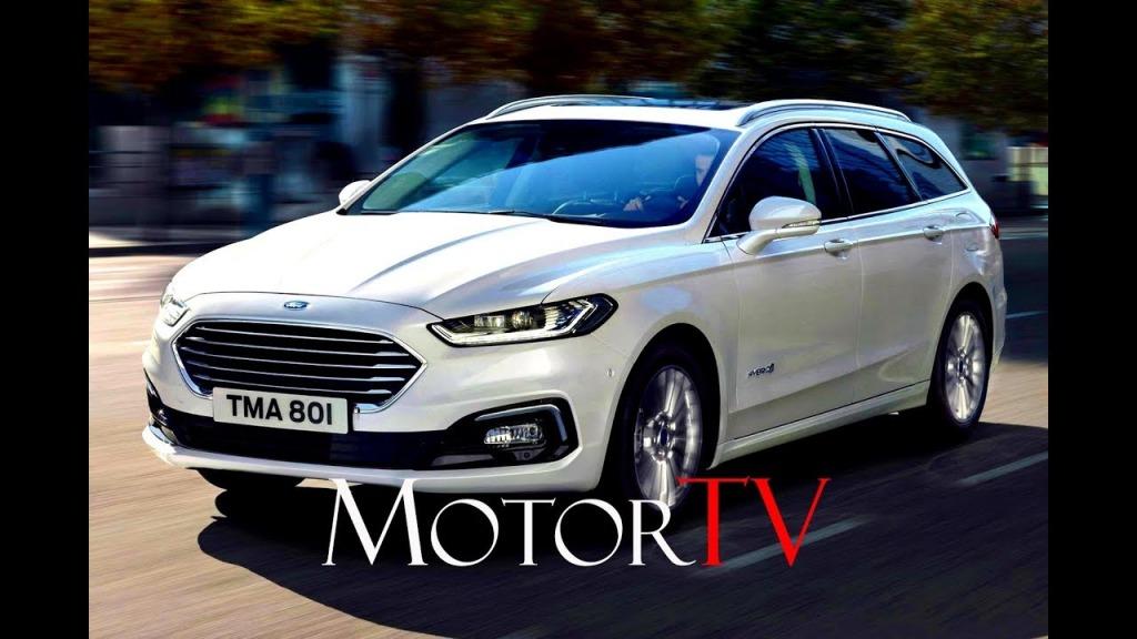 2021 Ford Mondeo Drivetrain