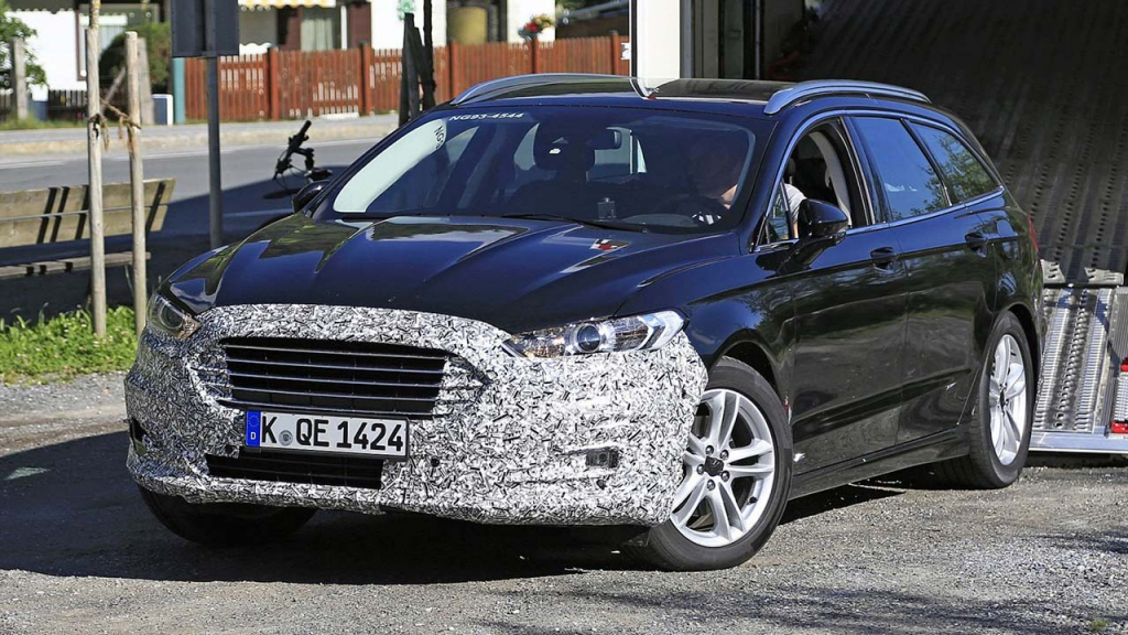 2021 Ford Mondeo Price