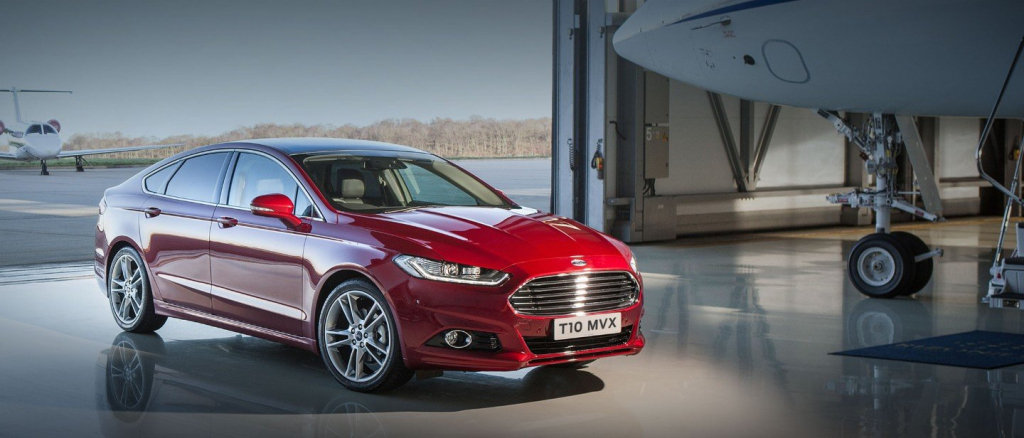 2021 Ford Mondeo Redesign