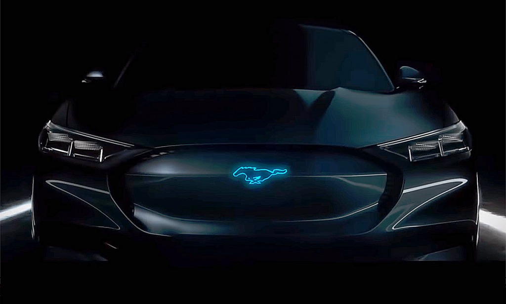 2021 Ford Mustang Powertrain