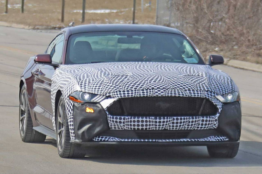 2021 Ford Mustang Redesign