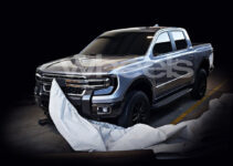 2021 Ford Ranger Spy Photos