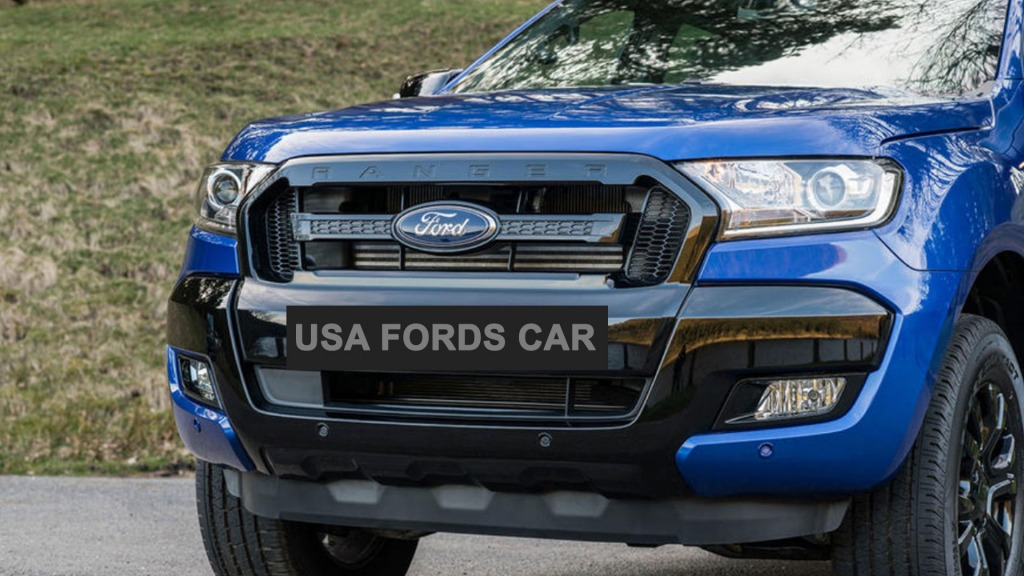 2021 Ford Ranger Spy Shots