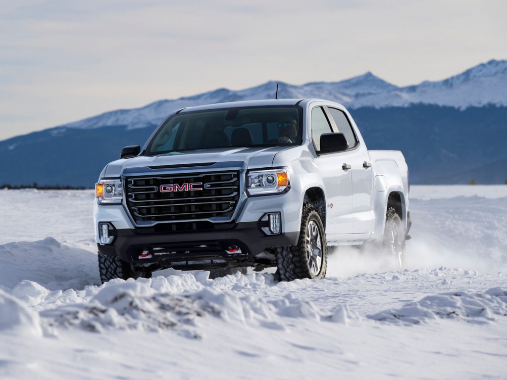 2021 GMC Canyon Images
