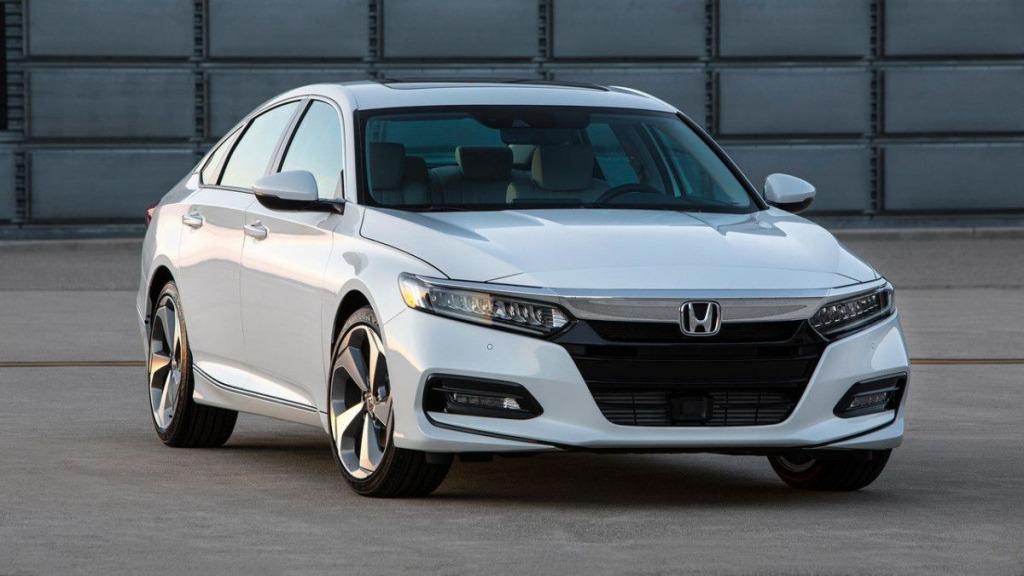 2021 Honda Accord Images