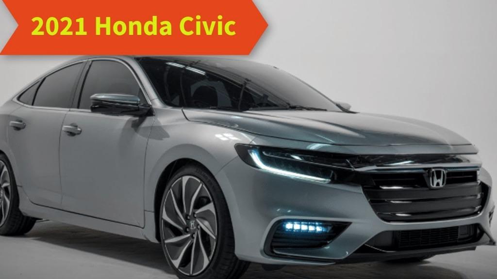 2021 Honda Accord Interior