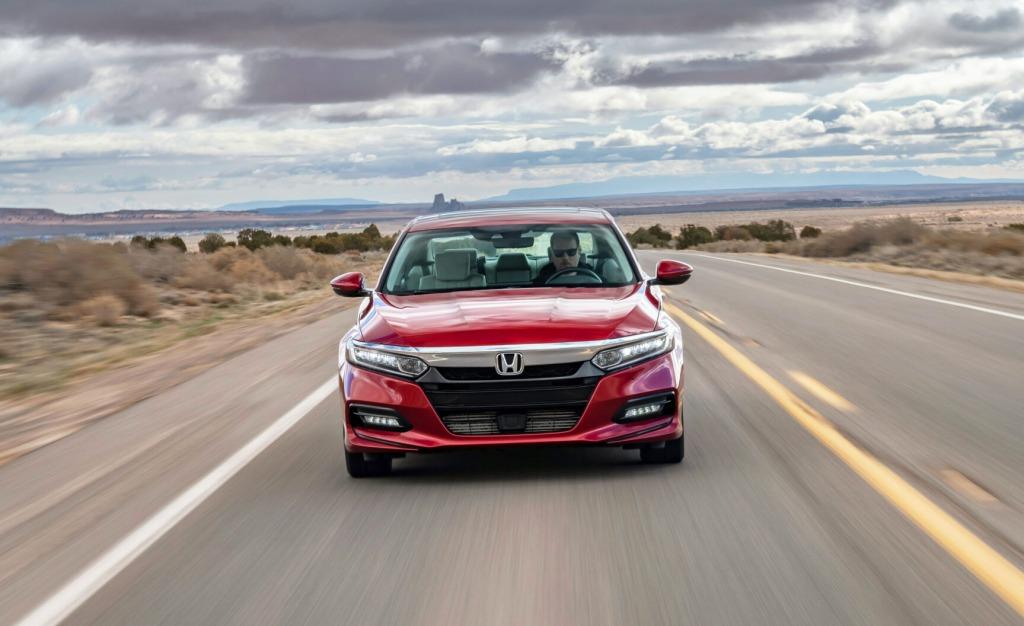 2021 Honda Accord Specs