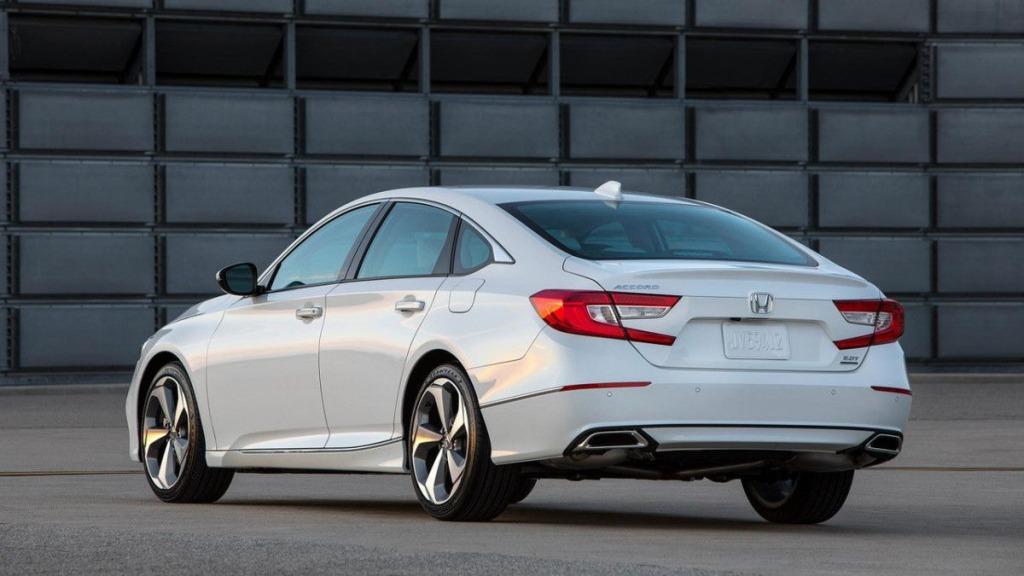 2021 Honda Accord Spy Shots