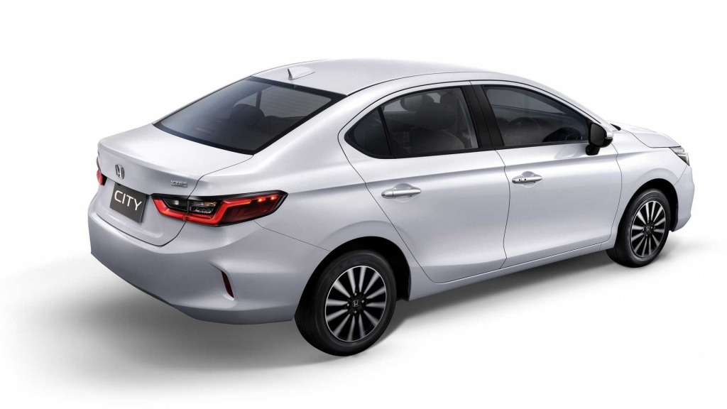 2021 Honda City Wallpaper