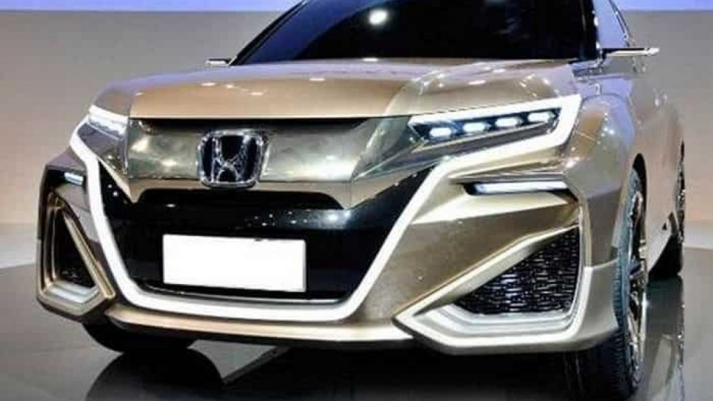 2021 Honda CRV Engine