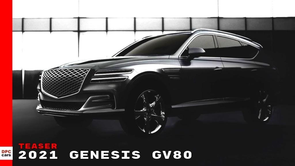 2021 Hyundai Genesis Wallpaper