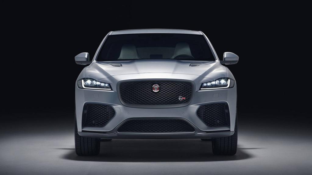 2021 Jaguar Suv Concept