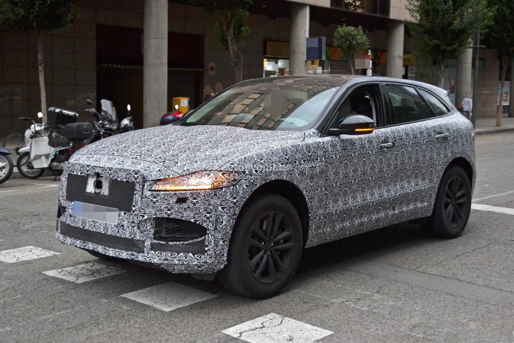 2021 Jaguar Suv Specs