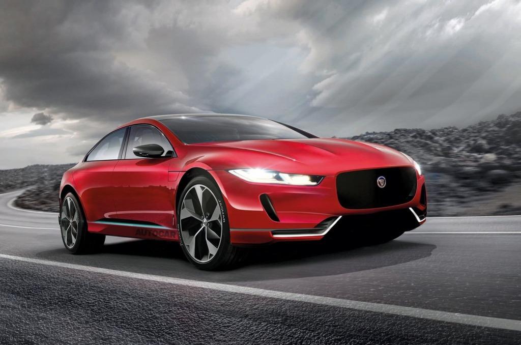 2021 Jaguar XF Concept