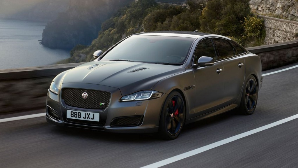 2021 Jaguar XF Powertrain