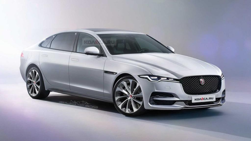 2021 Jaguar XJ Images