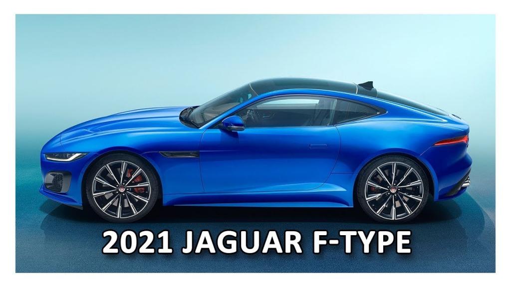 2021 Jaguar XK Exterior