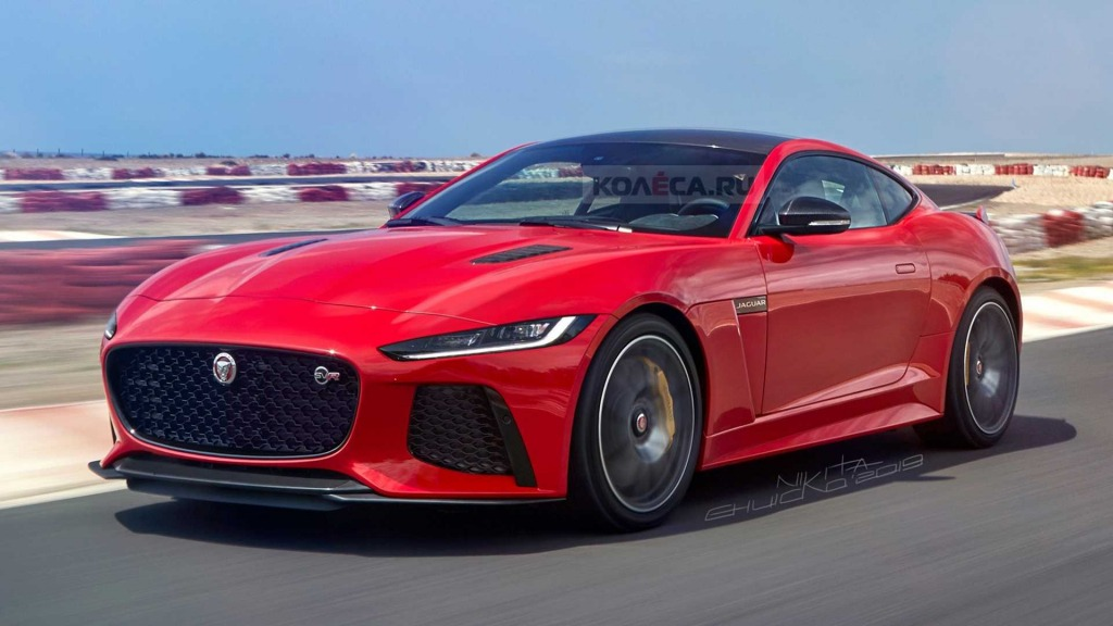 2021 Jaguar XK Pictures