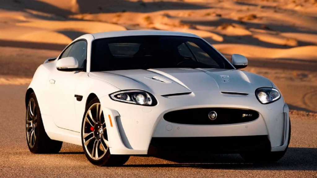 2021 Jaguar XK Wallpaper