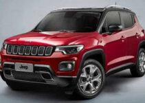 2021 Jeep Compass Drivetrain