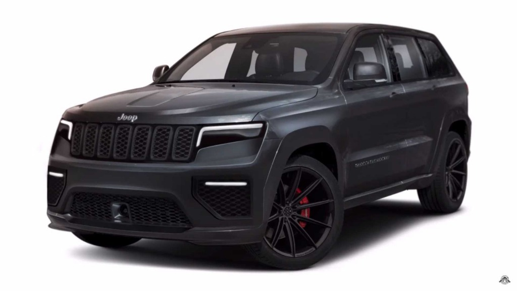 2021 Jeep Compass Spy Shots