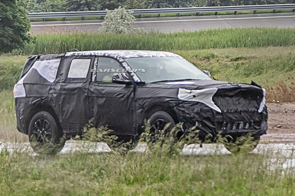 2021 Jeep Grand Cherokee Specs