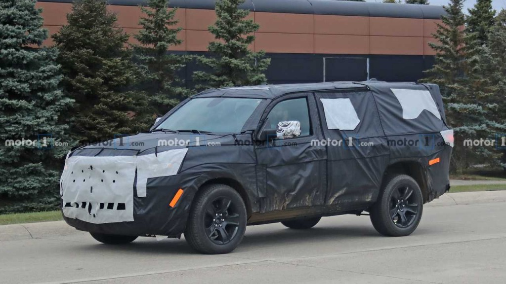 2021 jeep grand wagoneer engine  new cars zone