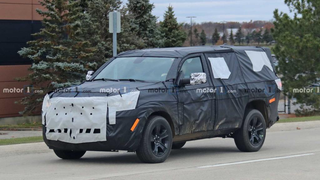 2021 Jeep Grand Wagoneer Specs