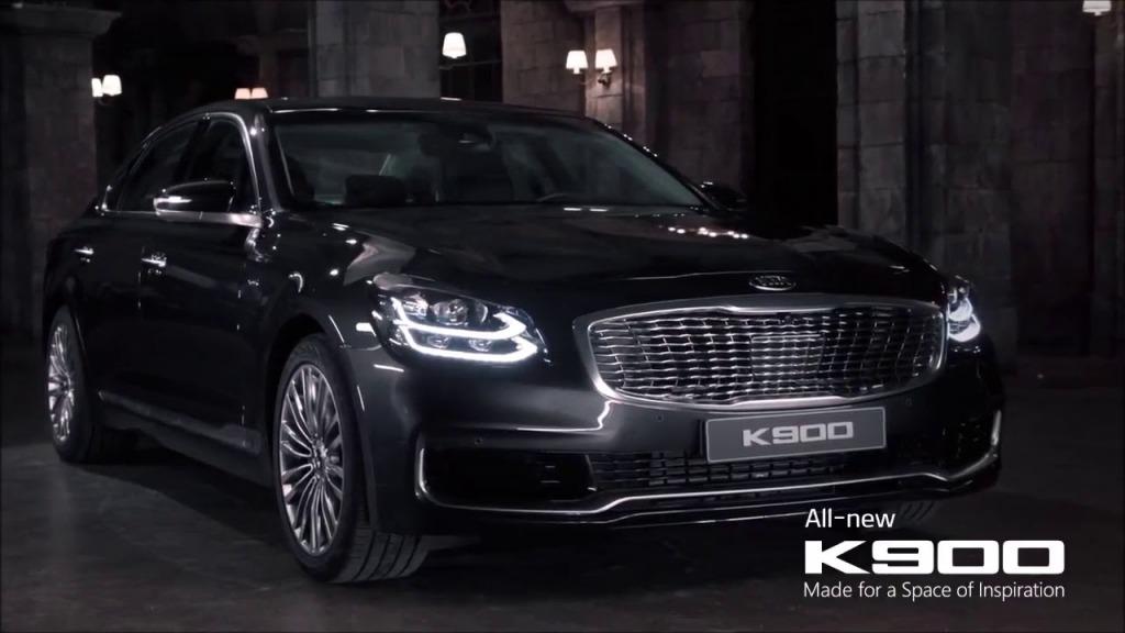 2021 Kia K900 Redesign