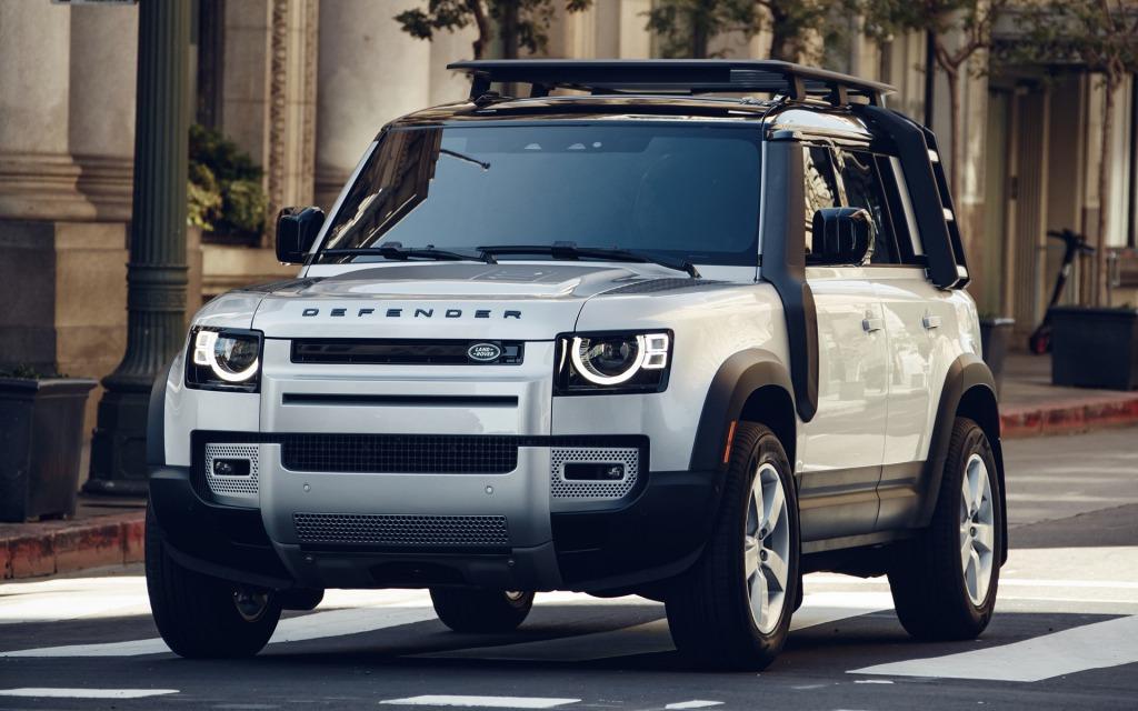 2021 Land Rover Defender Concept