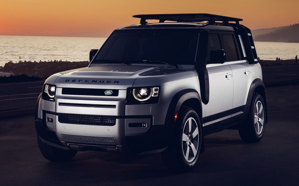 2021 Land Rover Defender Specs