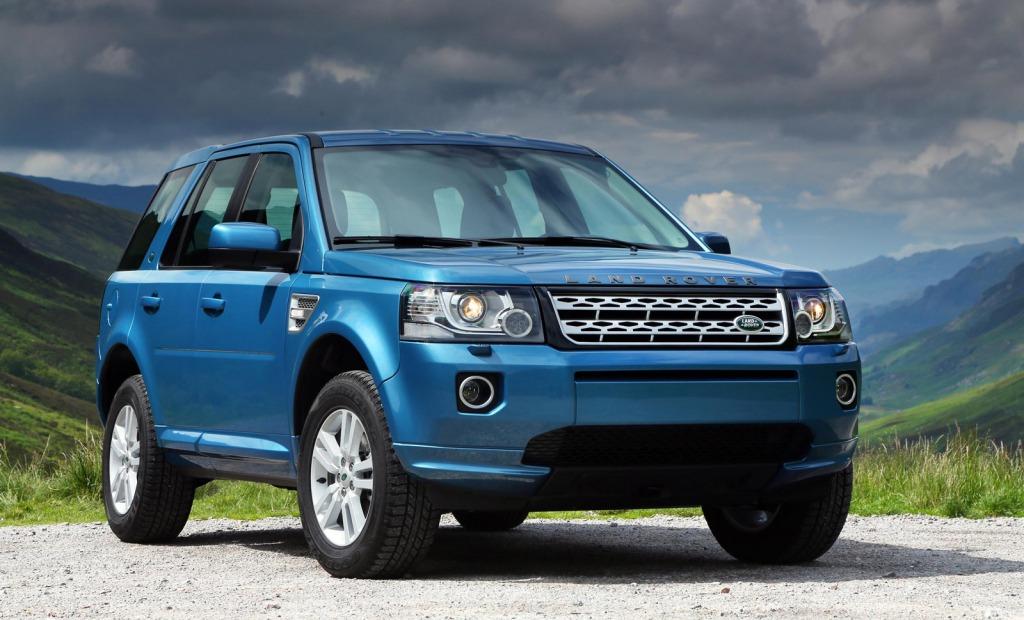2021 Land Rover Lr2 Drivetrain