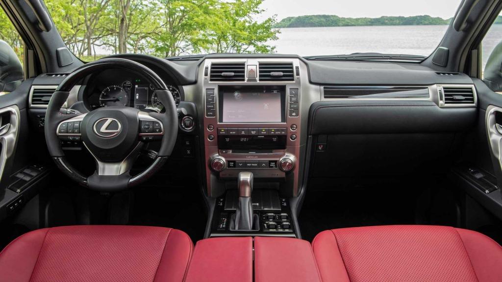 2021 Lexus GX 460 Concept