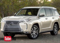 2021 Lexus LX 570 Wallpaper