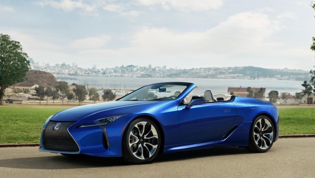 2021 Lexus TX Powertrain