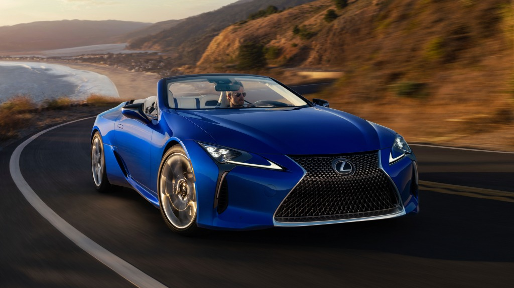 2021 Lexus TX Release Date