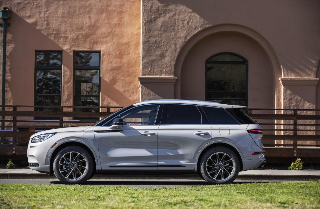 2021 Lincoln MKX Concept