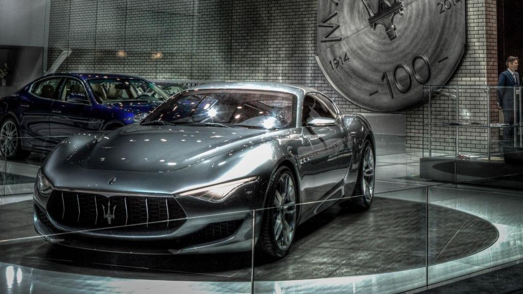 2021 Maserati Quattroportes Drivetrain