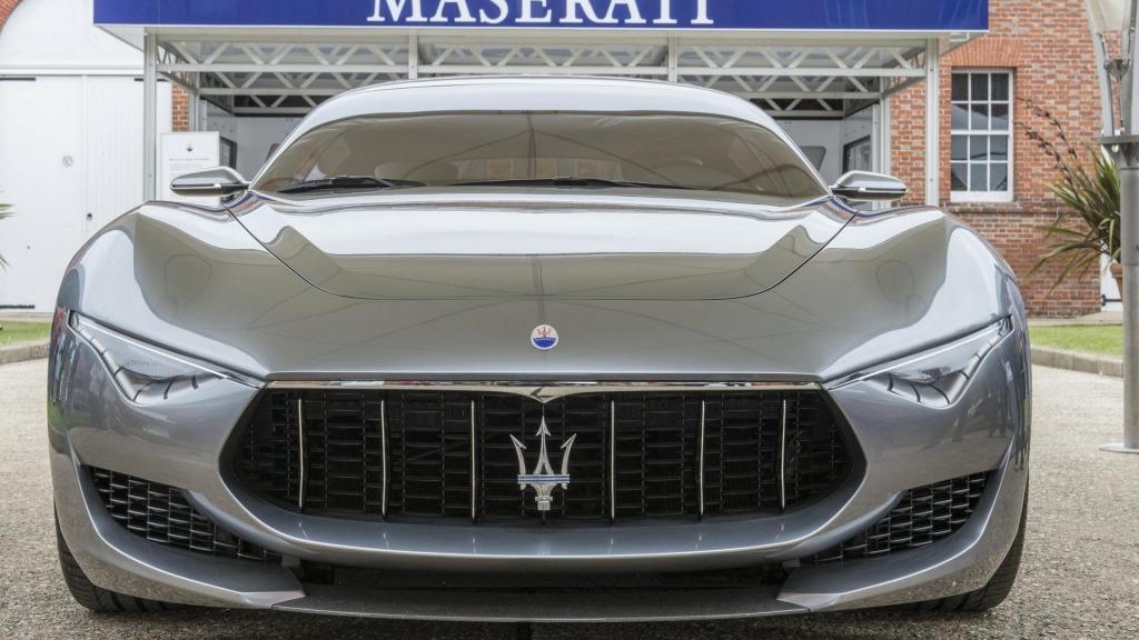 2021 Maserati Quattroportes Pictures