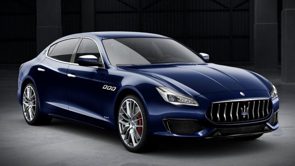 2021 Maserati Quattroportes Redesign