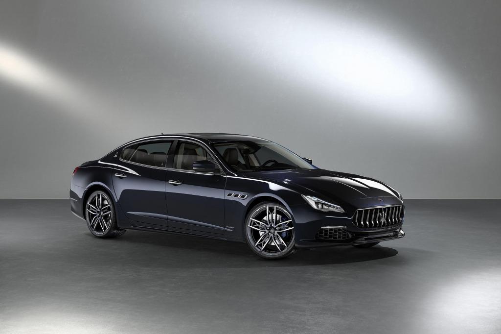 2021 Maserati Quattroportes Wallpapers
